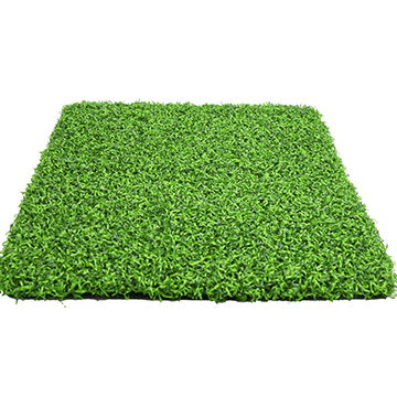 Soft Environmentally Friendly Artificial Grass Playground Surface