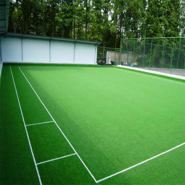 Outdoor Playground Synthetic Grass / Hard Wearing Fake Grass Landscape