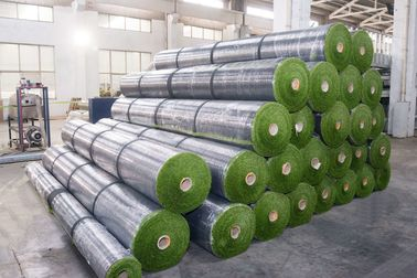 China Real Looking Plastic Landscaping Synthetic Grass  Ensuring Erec supplier