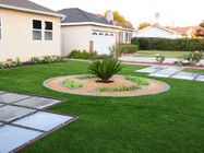Wear Resistance Homebase Artificial Grass Customizable Color Pattern