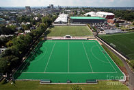 Commercial Hockey Artificial Turf  / Synthetic Lawn Turf Customized Size