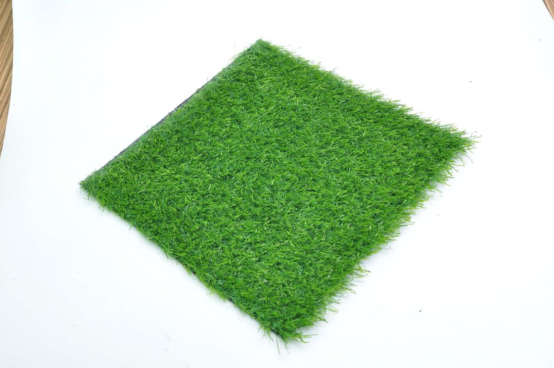 High Performance Balcony Synthetic Grass  Oem Design Low Maintenance Cost