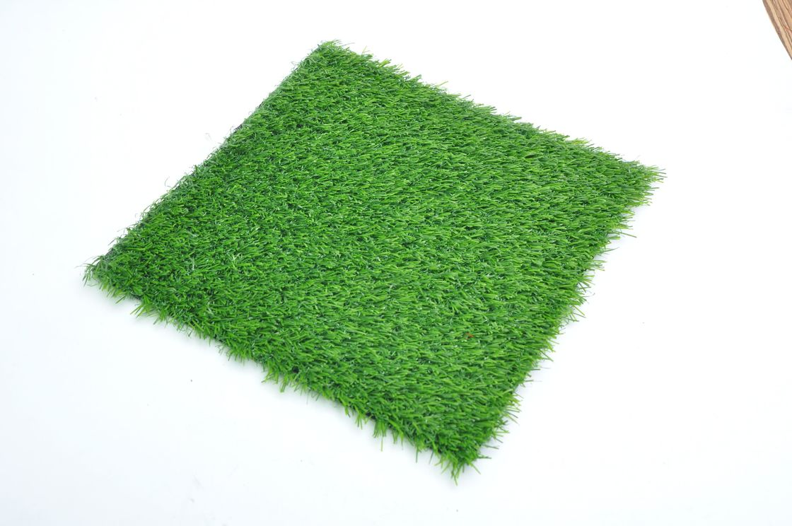 Wear Resistance Green Gym Artificial Turf Easy To Install And Maintain