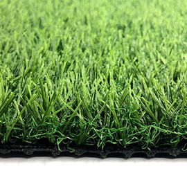 Eco Friendly Gym Artificial Turf / Inside Laying Fake Turf For Gym