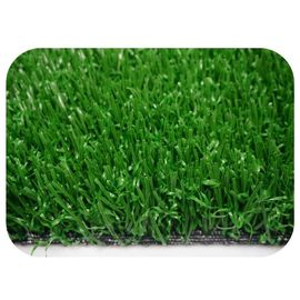 China Artificial Turf On The Football Field , Soft Feeling , Easy Installation , Good Water Permeability factory
