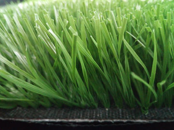 China Comfortable Eco Friendly Artificial Grass Football Pitch 25-40 Mm Height factory