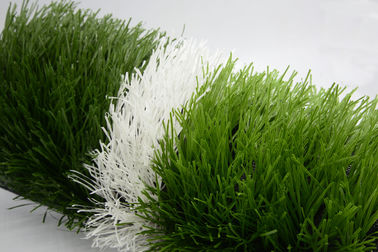 China Durable Recycled Artificial Grass Football Ground Fire Retardant Artificial Grass factory