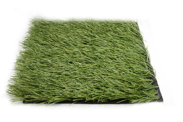 China Plastic Football Synthetic Grass Mat , Green Fake Synthetic Soccer Field factory
