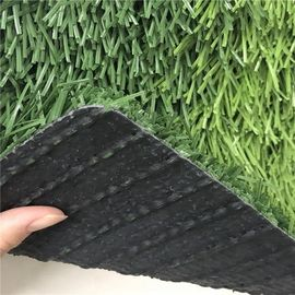 Sports Flooring Plastic Artificial Grass And Landscaping UV Resistant