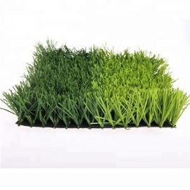 China Eco - Friendly Non Infill Artificial Grass Soccer Field Soft Fake Grass factory