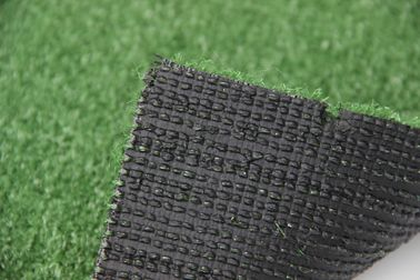 Fire - Retardant Artificial Grass Wall Panels Anti - UV 20-40 Mm Height