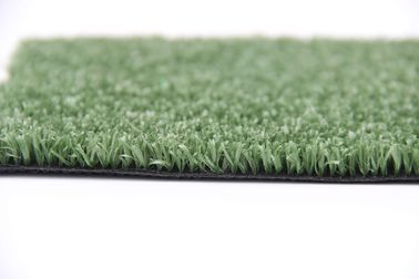 Fire - Retardant Faux Grass Wall Covering High Fidelity Perfect Artificial Lawns