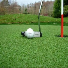 China Luxury Outdoor Golf Artificial Turf  / Safety Greenfiled Fake Lawn Turf factory