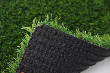 Eco - Friendly Outdoor  Artificial Synthetic Grass Backyard Wear Resistance