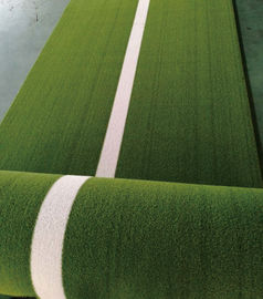 Green Forever Sports Grass Mat For Gym / Pet Friendly Synthetic Grass