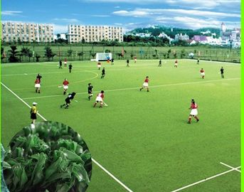 China Eco - Friendly Natural Looking Artificial Grass For Hockey Field Long Service Life factory