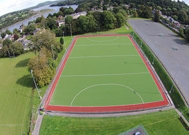 High Performance Synthetic Hockey Turf / Premium Artificial Grass