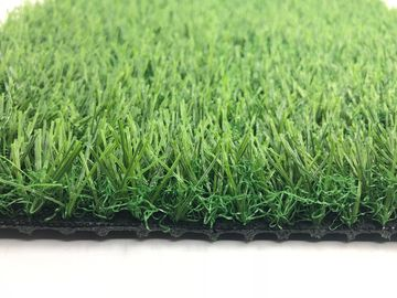 Recycle Laying Fake Grass For Children'S Play Area PP And Grid Base Cloth