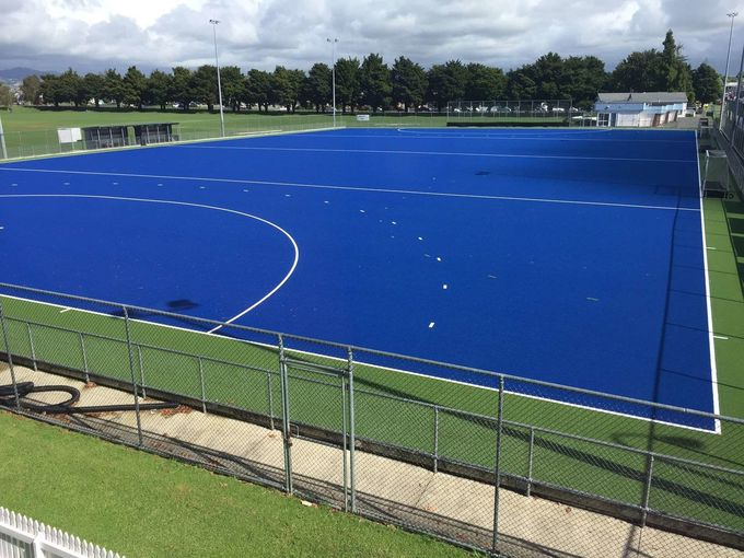 Comfortable Soft Hockey Artificial Turf 20-40 Mm Height Easy To Install